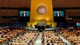 Naciones Unidas UN ONU