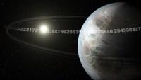 Hallan al planeta Pi, con una órbita de 3.14 días alrededor de su estrella