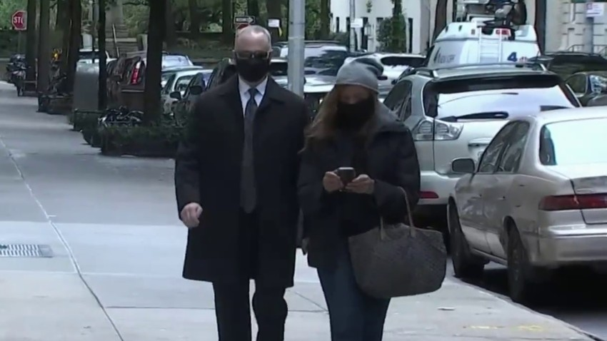 new york woman hires private security