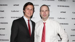 Jared Kushner and Ken Kurson