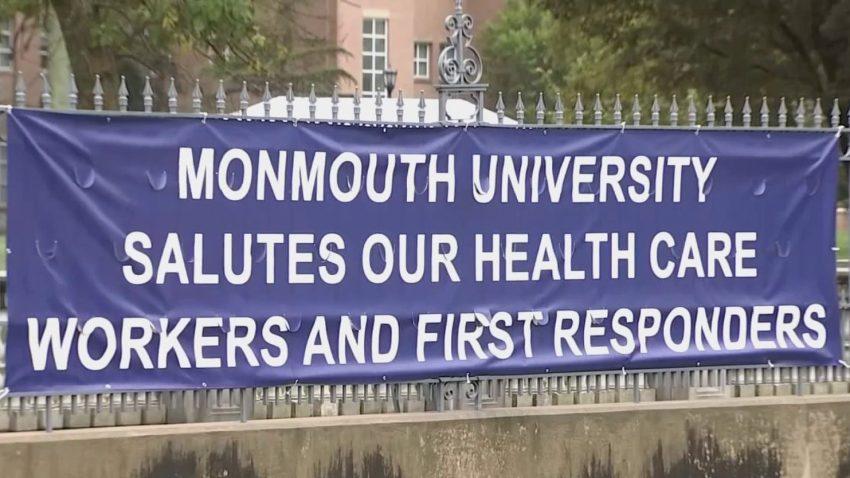 monmouth university sign