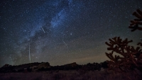 Espectacular lluvia de meteoros surcará el cielo; aquí cuándo y cómo observarla