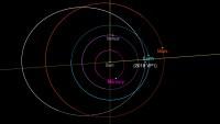 Asteroide podría impactar contra la atmósfera la noche antes de las elecciones