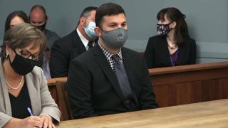 jesse cohen at sentencing hearing