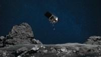 Histórico: sonda de la NASA se posa sobre asteroide y recoge muestras