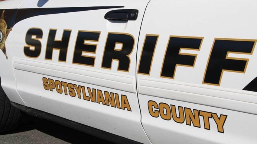 spotsylvania county sheriff's office car