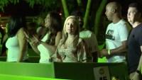 Video: así son los conciertos en Brasil durante la pandemia