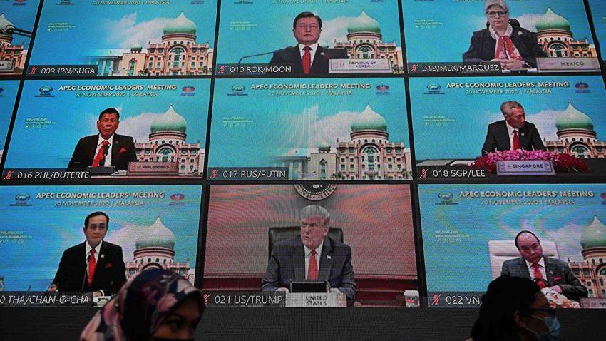 Trump cumbre APEC