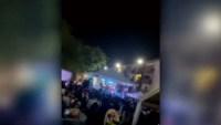 Puerto Rico: cerca de 500 acuden a enorme fiesta en residencial de San Juan