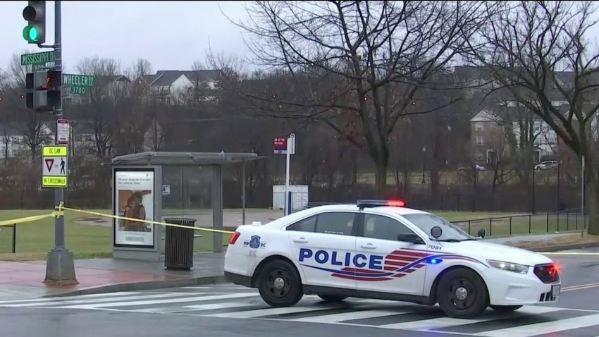 woman killed southeast dc
