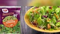 Riesgo de alergia detona retiro de paquetes de ensaladas Dole en 17 estados
