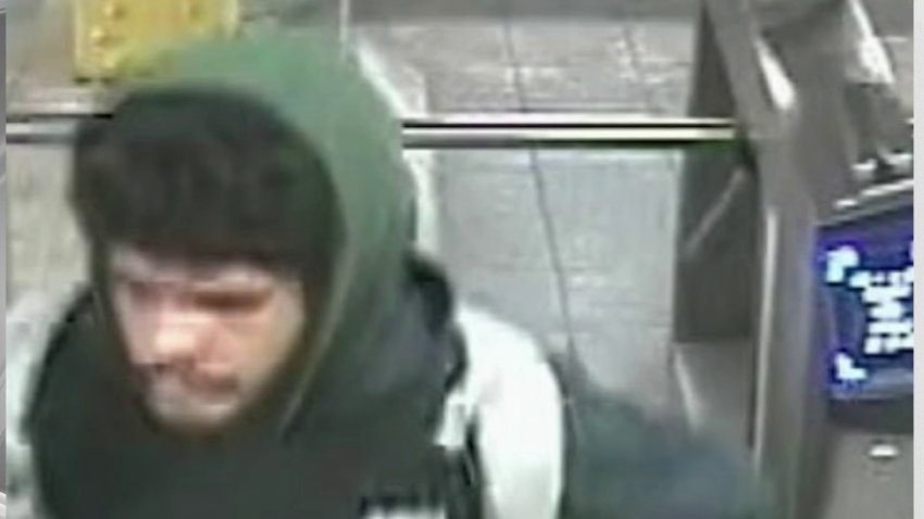 Subway Attack suspect Bronx