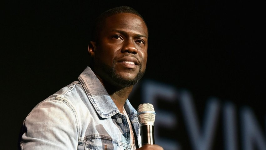 Actor and Comedian Kevin Hart