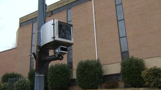 A controversial stop sign camera in Petworth