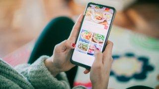 food delivery app generic