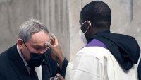 Millones celebran el Miércoles de Ceniza bajo la sombra de la pandemia