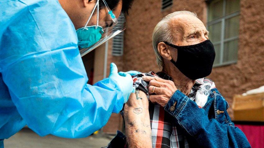 vacunacion contra el COVID