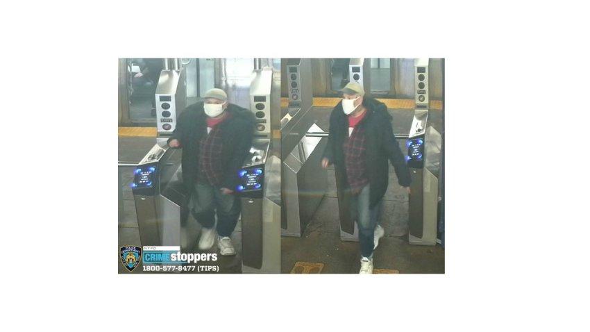 toddler subway attack