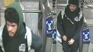 midtown push suspect
