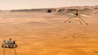 Así funciona el helicóptero de la NASA que volará sobre Marte