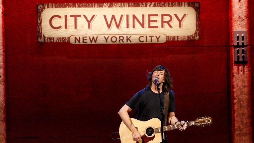 Rhett Miller performs at City Winery NYC