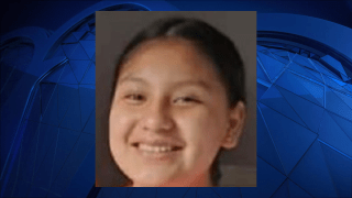 Photo of missing 14-year-old Melissa Gonon of the Bronx.