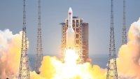 ¿Hubo daños? Reportan detalles del cohete chino sin control que se estrelló en la Tierra