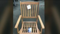 Retiran del mercado cerca de 100,000 sillas plegables por riesgo de caídas
