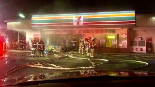 Camp Springs 7-Eleven fire