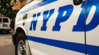 New,York,City,-,Jun,9:,Classic,Nypd,Car,In