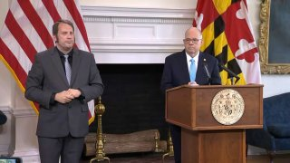 larry hogan announces end of state of emergency