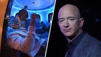 Viaje al espacio con Bezos: pagan millonaria suma en una subasta para acompañarlo