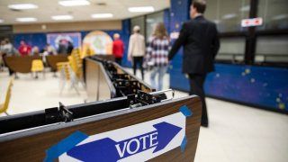 polling place generic virginia