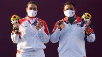 El Tiro con Arco le da a México su medalla más rápida en JJOO