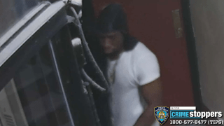 Police released a surveillance image of a man suspected of raping a 70-yera-old women in a Bronx apartment building.