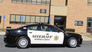 Frederick County Sheriff's Office squad car