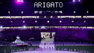 Clausura Juegos Olímpicos Tokyo 2020