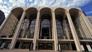 New York City, Lincoln Center, Metropolitan Opera House