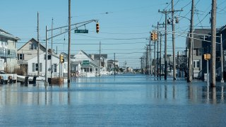 Flooding in Wildwood, NJ