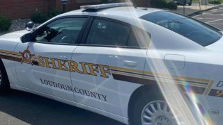 Loudoun County Sheriff's Office car