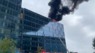 southwest dc fire