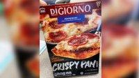 Llaman al retiro de casi 28,000 libras de pizza congelada DiGiorno