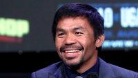 Boxeador Manny Pacquiao será candidato a la presidencia de Filipinas