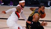 Uno por uno: los jugadores más veteranos de la NBA