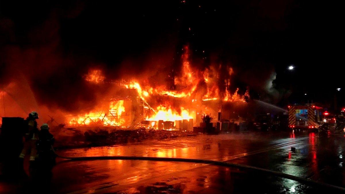 Incendio en un edificio de Taiwán deja decenas de muertos y heridos –  Telemundo Washington DC (44)