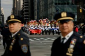 Macy's realizó su desfile anual del día de Acción de Gracias en la ciudad de Nueva York. Aquí te mostramos, foto a foto, la fiesta.