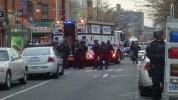 Esta tarde del sábado dos policías murieron en Brooklyn al ser víctimas de un tiroteo dentro de su propia patrulla.