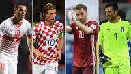 [FIFA2018] Aún hay insignias del fútbol en activo que podrían quedarse sin ir a Rusia 2018, aquí te decimos quiénes pelearán con todo para poder llevar a su selección a la justa mundialista.