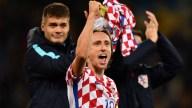 [FIFA2018] Luka Modric / Croacia.- El futbolista del Real Madrid tendrá que cargar sobre sus hombros el peso del equipo en la repesca ante Grecia, aunque no estará solo. Foto: Getty Images