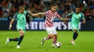 [FIFA2018] Ivan Rakitic / Croacia.- Otro de los futbolistas que comanda la selección balcánica es un viejo conocido de Modric en duelos de clubes. Foto: Getty Images